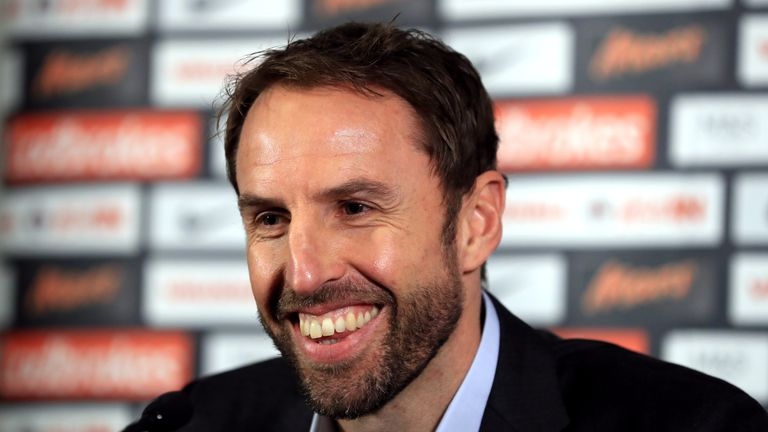Gareth Southgate's England team have dropped one place to No 14 in the latest FIFA ranking list