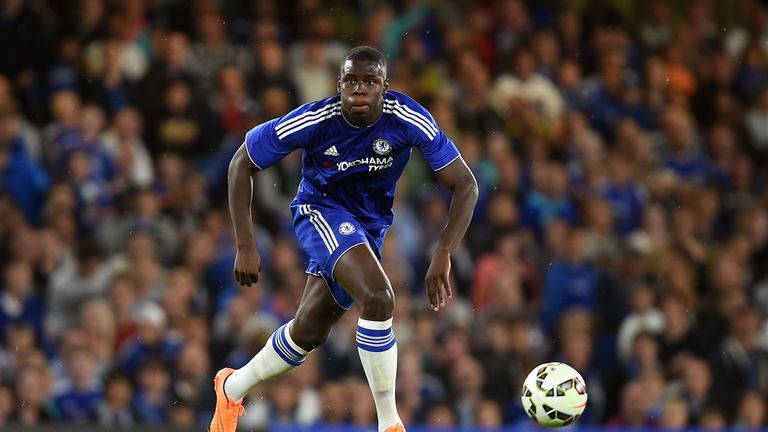 Zouma joined Chelsea in 2014