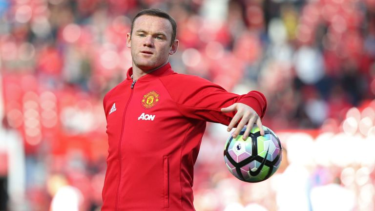Wayne Rooney could return for Manchester United on Saturday