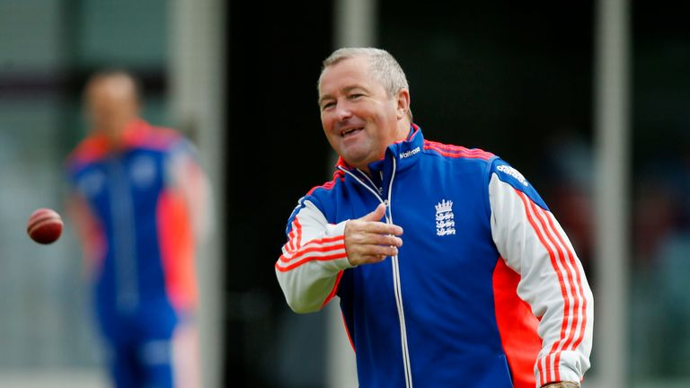 Paul Farbrace has been part of the England coaching set-up since 2014