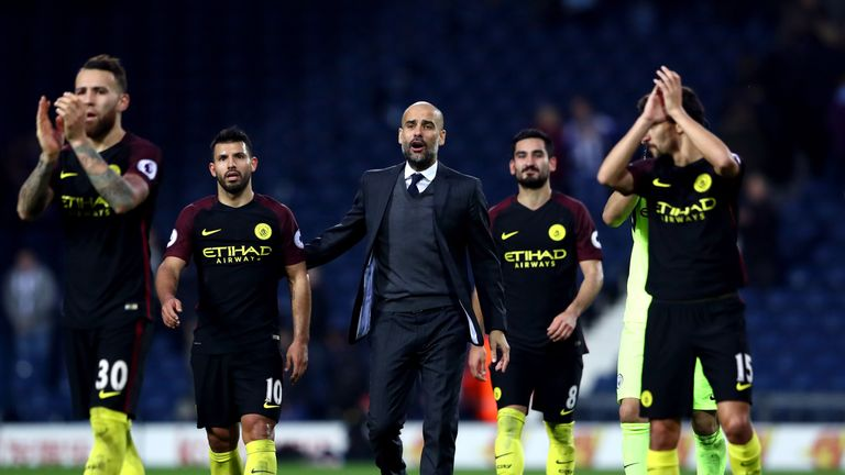 Pep Guardiola is keen to bring the best young players to Man City