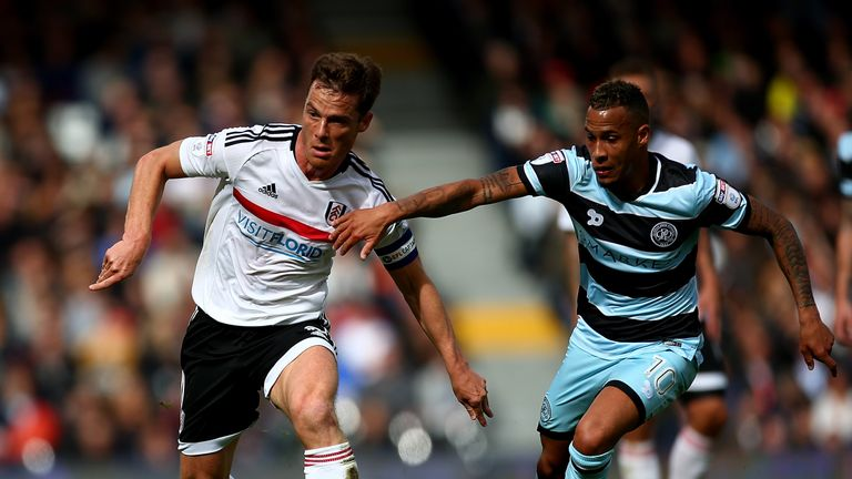 Scott Parker retired from playing with Fulham in the Championship last week