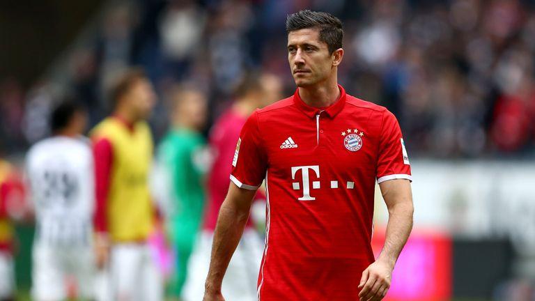 best sneakers 27c1e d691e Robert Lewandowski close to signing new Bayern Munich deal ...
