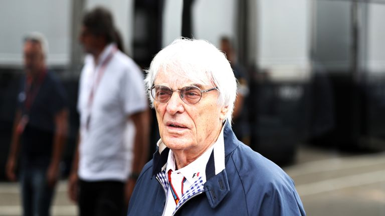 It is not know if Ecclestone will accept the role of honorary president
