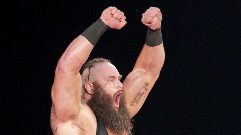 Braun Strowman attacked Roman Reigns