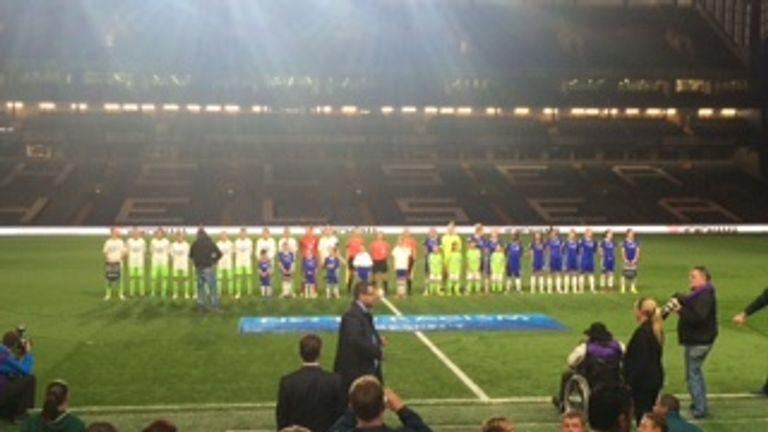 Chelsea Ladies took centre stage at Stamford Bridge on Wednesday night