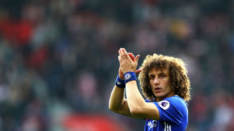 Both Neville and Carragher have selected David Luiz in their teams