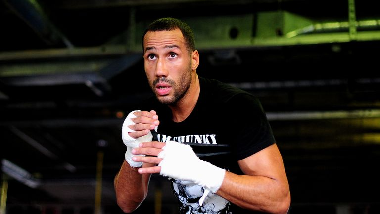 James DeGale is not worried about facing one of Mayweather's fighters