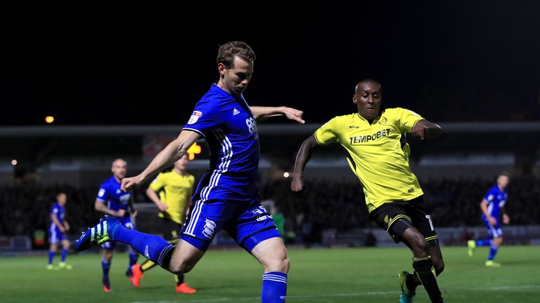 Jonathan Spector: Ends time with Birmingham City