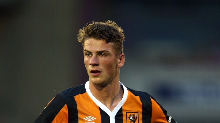 Hull City's Josh Tymon has played 68 minutes in the Premier League so far this campaign