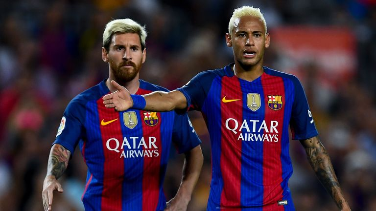 Barcelona face testing trip to Sevilla in this weekend's La Liga