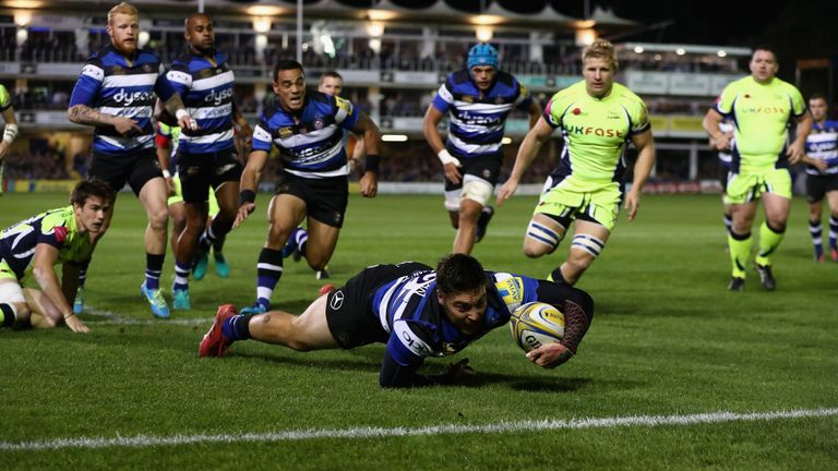 Bath need a bonus-point win and hope that Leicester get nothing against Worcester