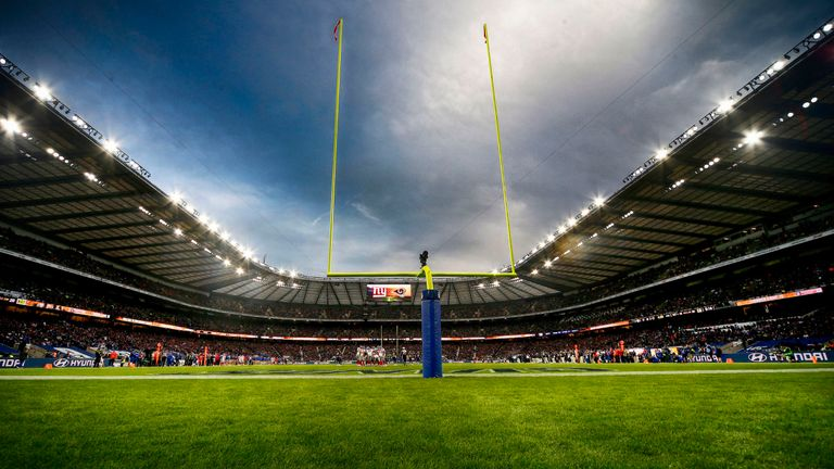 Twickenham will again play host to International Series games