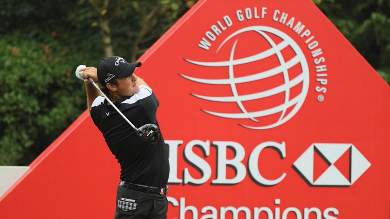 Patrick Reed will not be travelling from China to Turkey this week