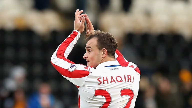 The likes of Xherdan Shaqiri and Joe Allen have arrived to Stoke for big fees in recent seasons
