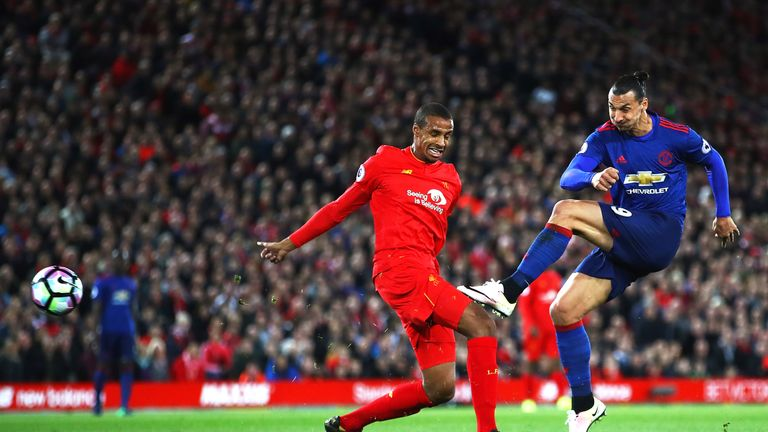 Liverpool have not lost this season when Matip has featured - winning 10 of the 14 matches