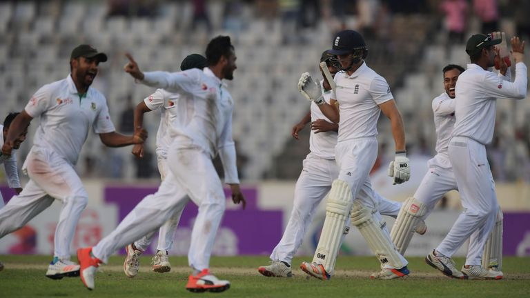 England face five Tests in India before Christmas after the drawn series in Bangladesh