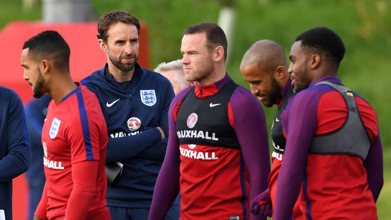 Gareth Southgate faces some big decisions for Tuesday night's England encounter