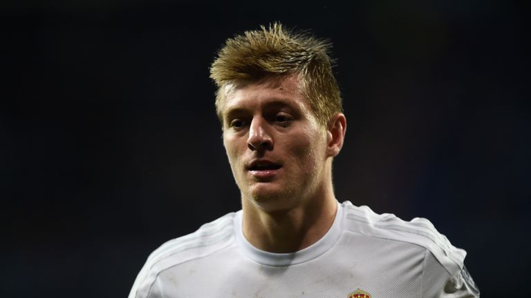 Toni Kroos has signed a new six-year contract at Real Madrid