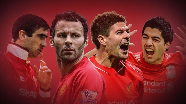 Liverpool-Man Utd graphic
