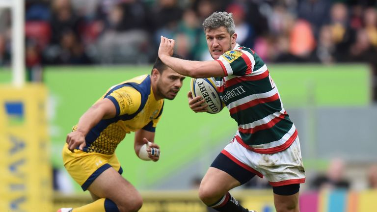 A single bonus point would likely be enough for Leicester to secure fourth place