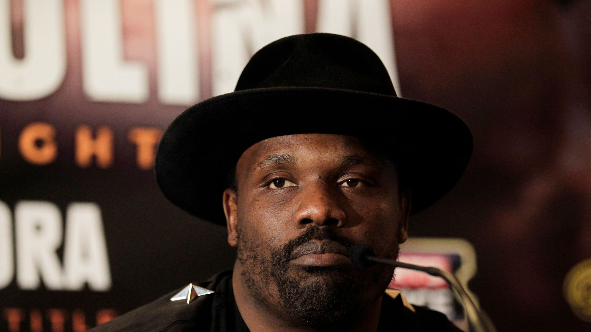 Whyte vs Chisora 2: Derek Chisora takes dig at rival, saying he does not need to weight-lift to carry power