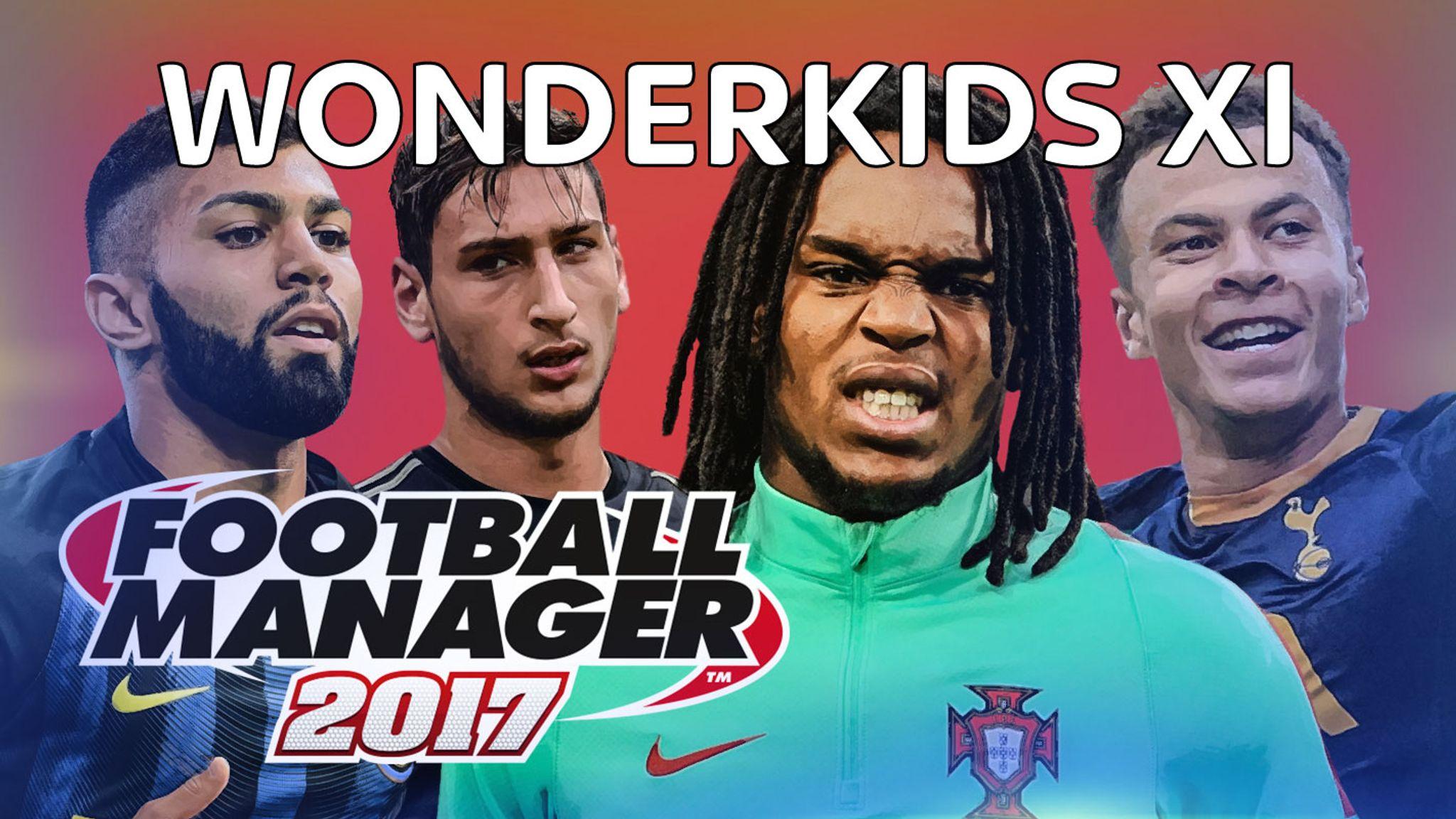 Football Manager 2017 wonderkids revealed | Football News
