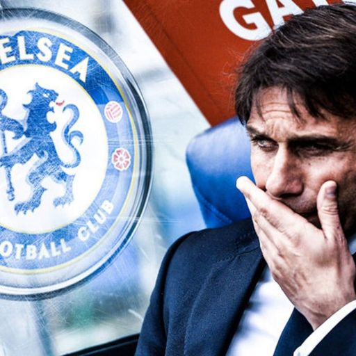 Real change at Chelsea