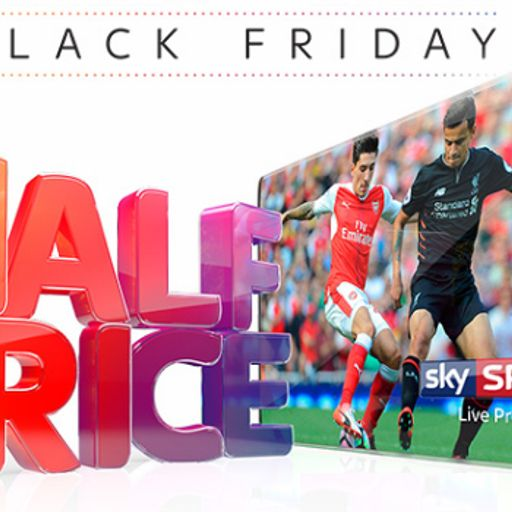 Sky Sports Black Friday sale