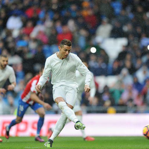 More Ronaldo milestones
