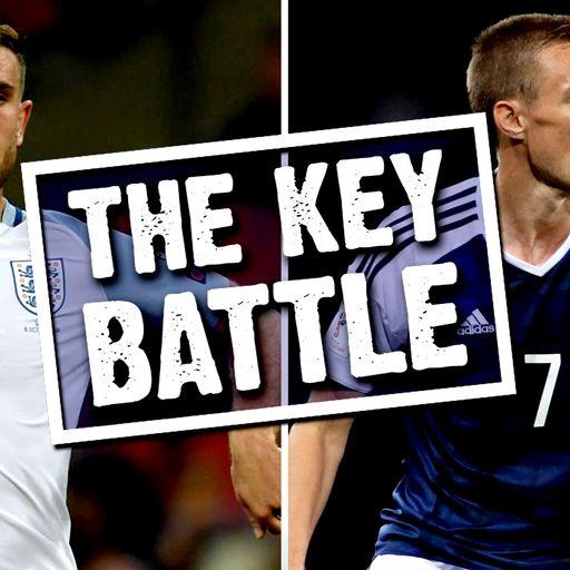 Key battle: Henderson v Fletcher