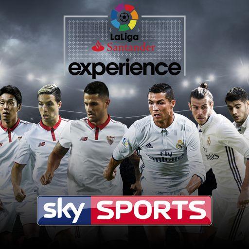 Win trip to see Sevilla v Real Madrid
