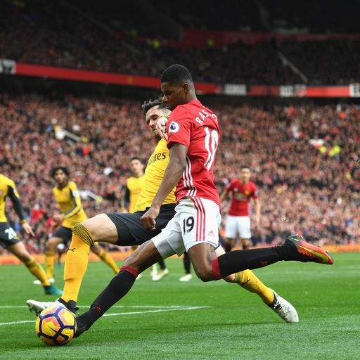 Man Utd-Arsenal talking points