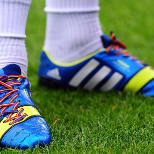 PL supporting Rainbow Laces