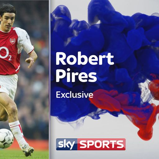 Pires: Last chance for Arsenal