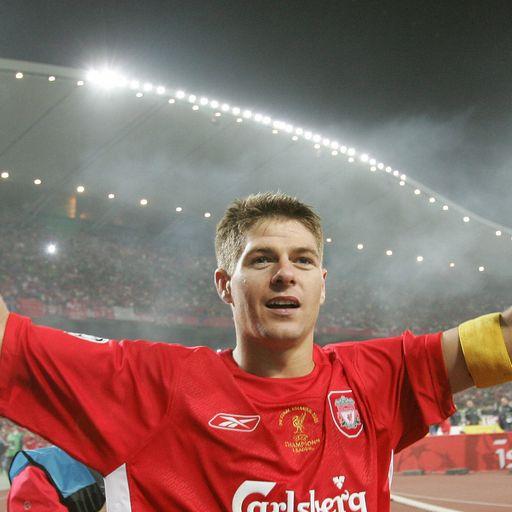 Best Gerrard moments