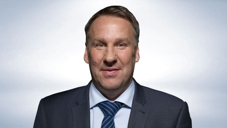 Paul Merson is backing former club Arsenal to make the top four