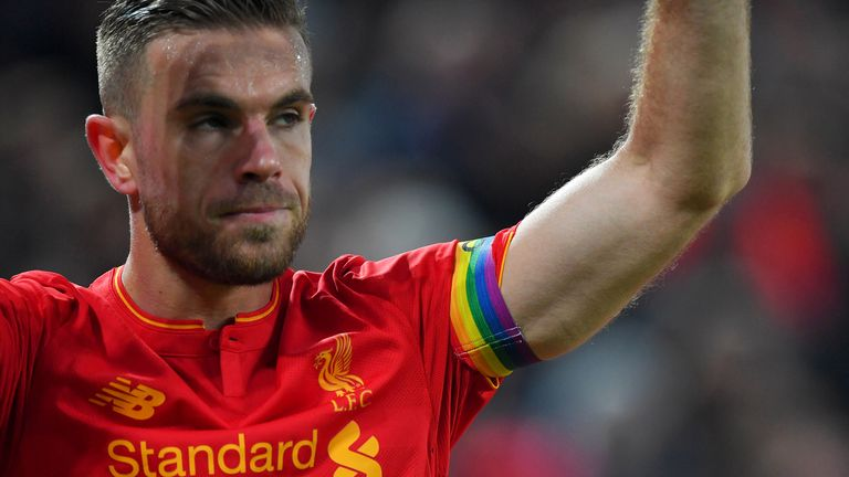 Liverpool will be supporting the Rainbow Laces campaign with a number of initiatives ahead of the match against Chelsea