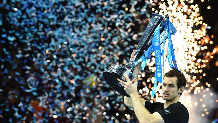 Andy Murray is now Britain's greatest sportsman according to Mark Petchey