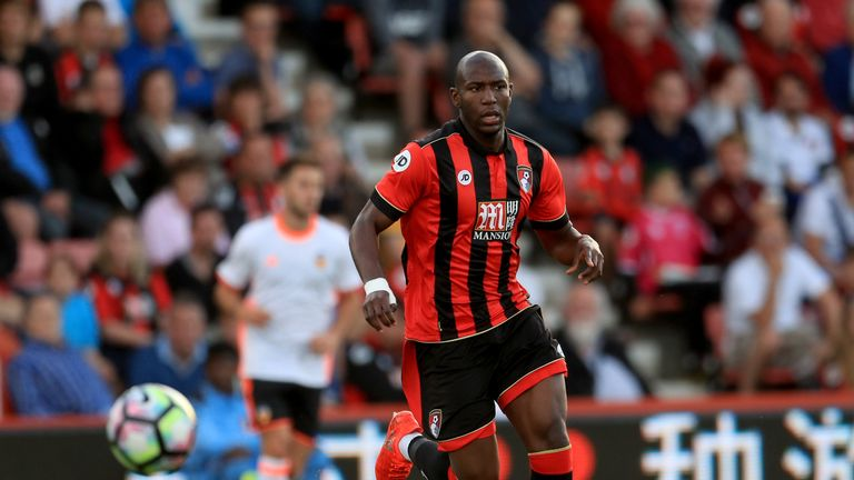 Benik Afobe switched his allegiance to the Democratic Republic of Congo in 2016