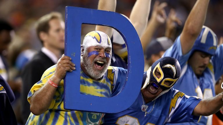 San Diego Residents Will Vote On Building A New Chargers