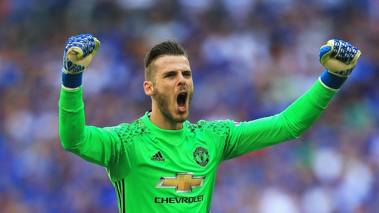 David De Gea is one of the best goalkeepers in the world