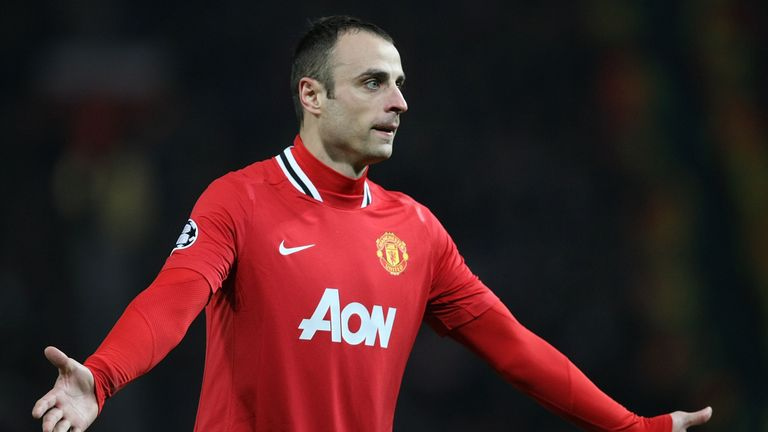 Former Man United star Dimitar Berbatov is a transfer target for Swansea