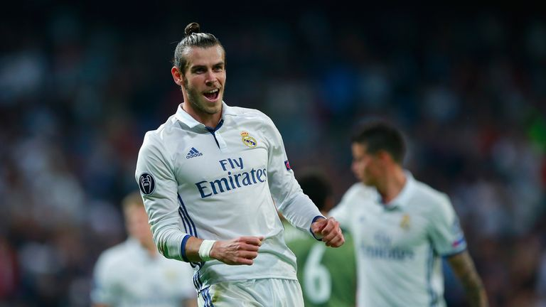 real madrid s gareth bale targets swift recovery from ankle injury