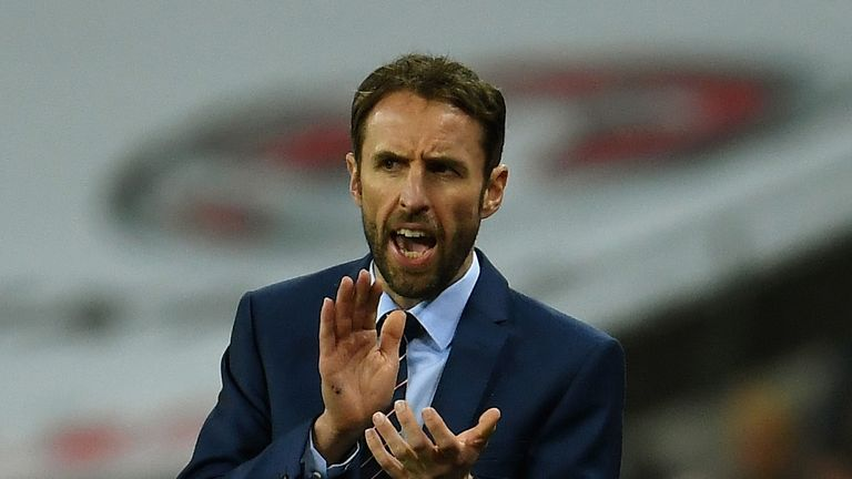 Gareth Southgate will be interviewed for the England manager's job on Monday