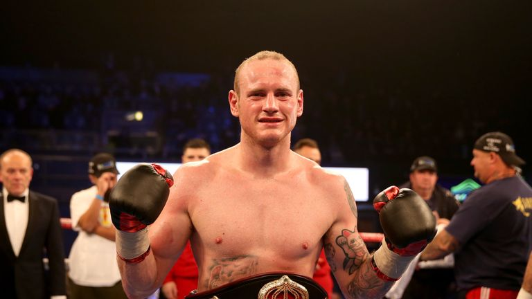George Groves has been handed his fourth world title shot