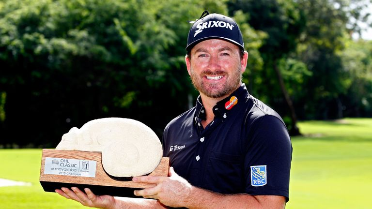 McDowell is without a win since the OHL Classic of Mayakoba in 2015