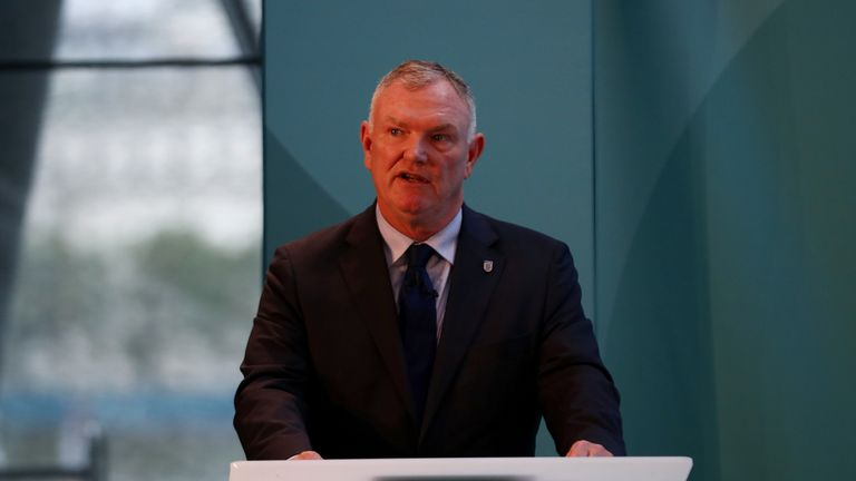 Greg Clarke does not believe the FA has let down the alleged victims of sexual abuse at clubs