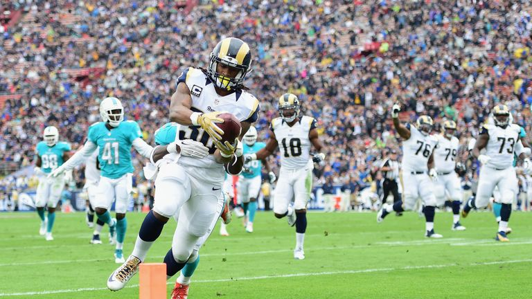 Todd Gurley is glad not to be the subject of Hard Knocks