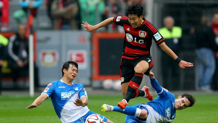 Heung-Min Son was used to playing high-tempo football at Bayer Leverkusen
